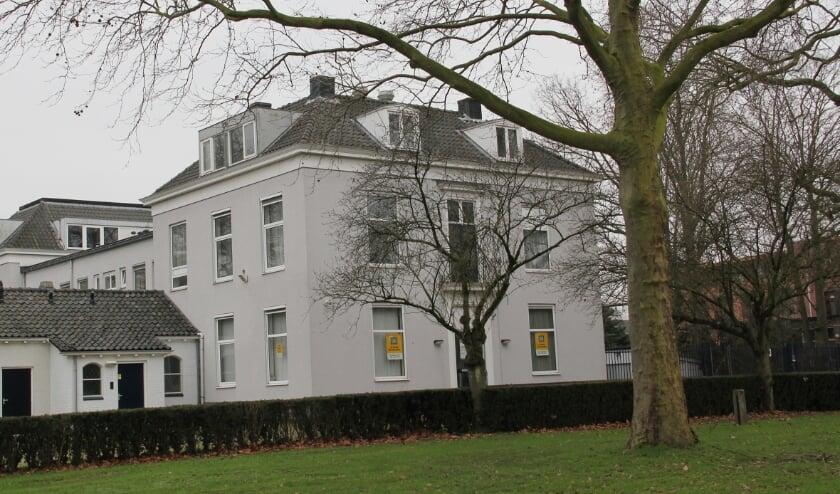 <p>Het hoofdgebouw van Regina Pacis ontstond in de eerste helft van de negentiende eeuw.</p>