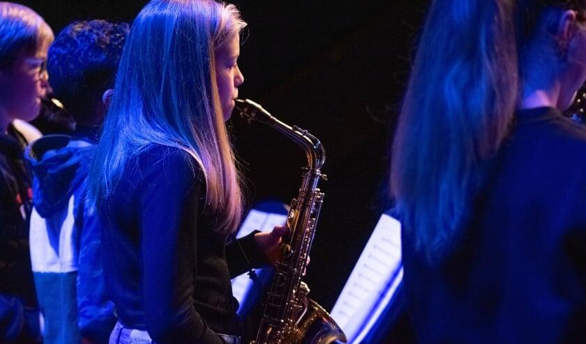 <p>Bij Kunstwerk! Muziekschool kunnen jong en oud muziek leren maken. Er is voor iedereen wel een geschikte cursus.</p>
