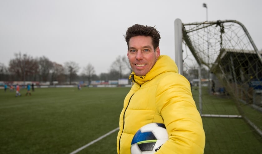 <p>Andries van der Beek, hoofd voetbalzaken bij de Elburger Sport Club.</p>