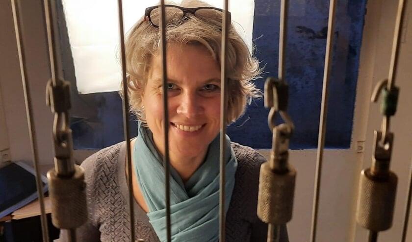 <p>Stadsbeiaardier Esther Schopman</p>