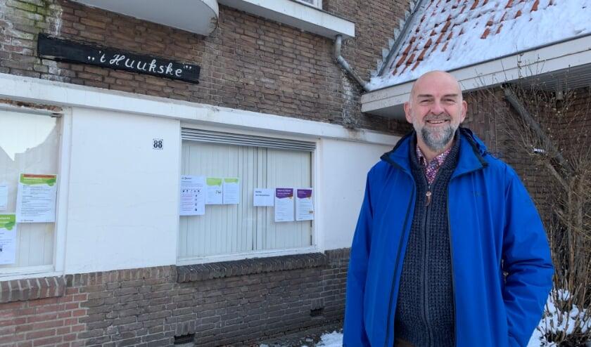 <p>Paul Terwisscha, directeur van Volksbelang&nbsp;</p>