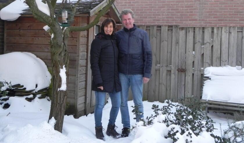 <p>Sylvia Tukker en Haico Smits willen deelnemen aan Herenboerderij Nijmegen.&nbsp;</p>
