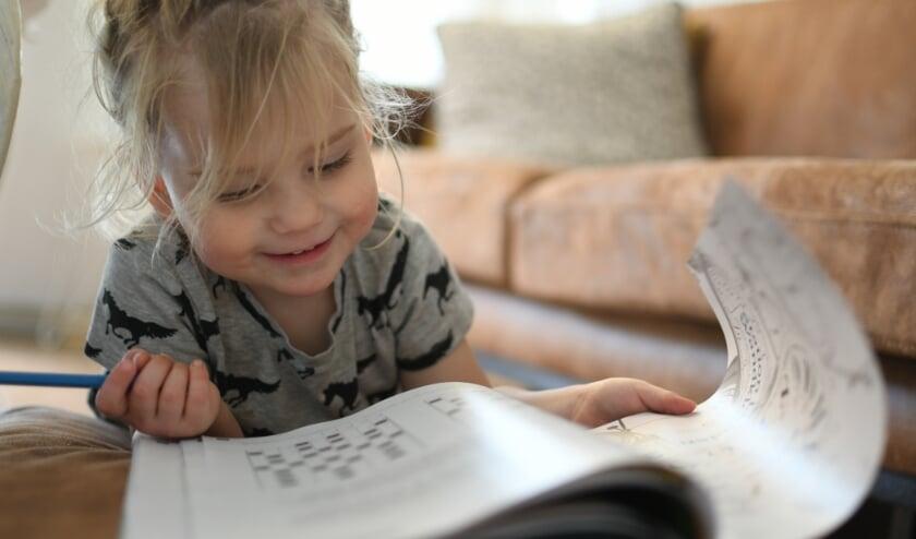 <p>&ldquo;Uniek zijn de middenpagina&rsquo;s, het kinderhoekje. Deze pagina&rsquo;s zijn uitneembaar waardoor kinderen hun eigen puzzelboekje hebben om op te lossen.&rdquo; FOTO: Roniko BV</p>