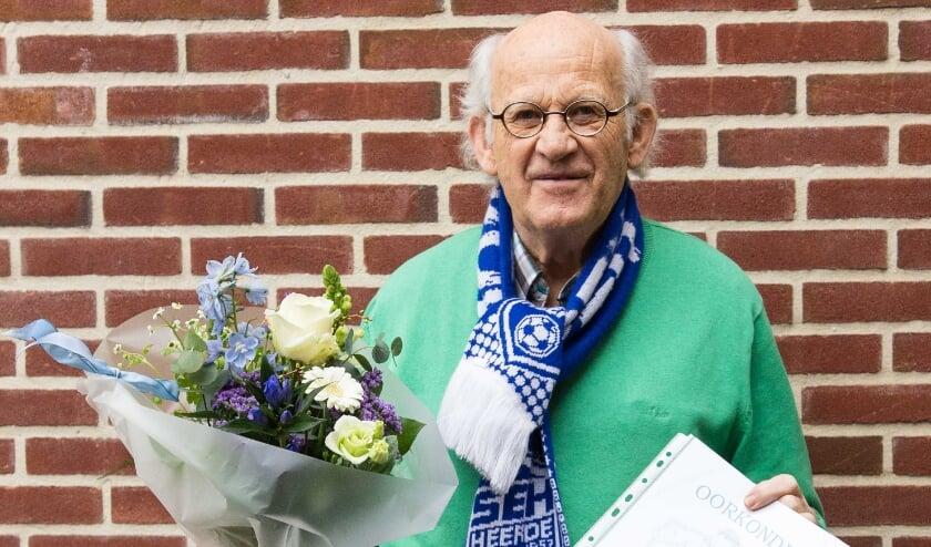 <p>Jaap Eltingh is al 60 jaar lid van SEH.</p>