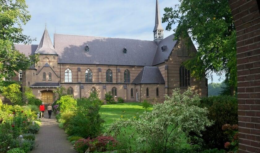Klooster Nieuw Sion, in de bossen bij Diepenveen