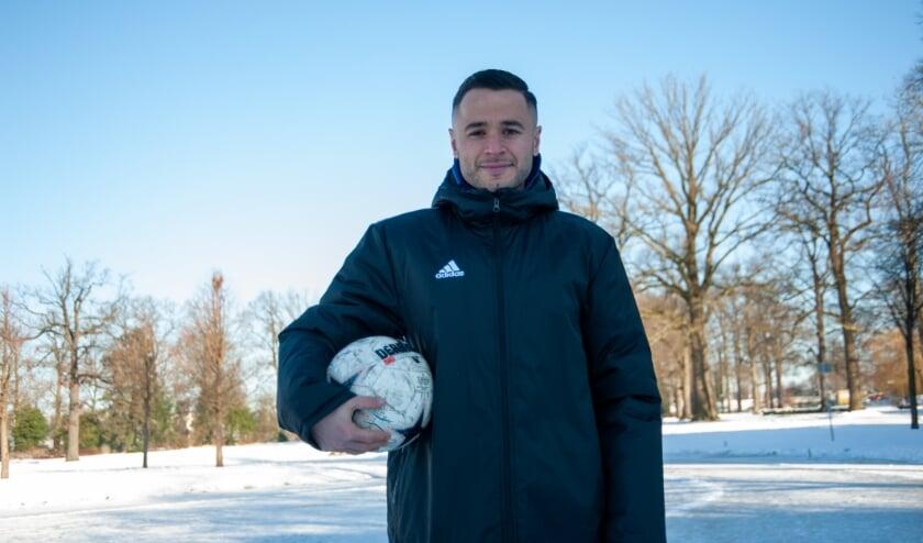 <p>Benjamin Can wordt de nieuwe trainer van Achilles Enschede. (Foto: Wicher Folkers)</p>