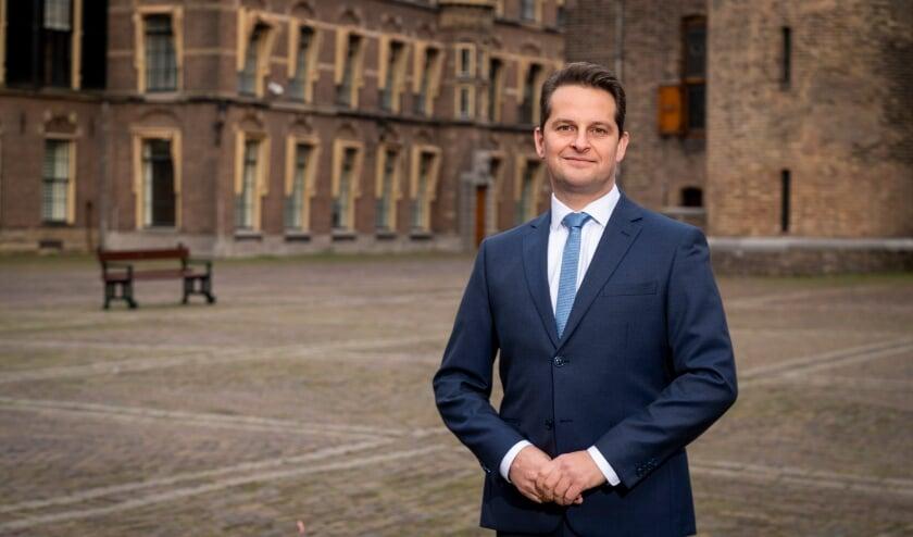 <p>Andr&eacute; Flach, wethouder in Hendrik-Ido-Ambacht, is kandidaat-Kamerlid. (Foto: pr)</p>