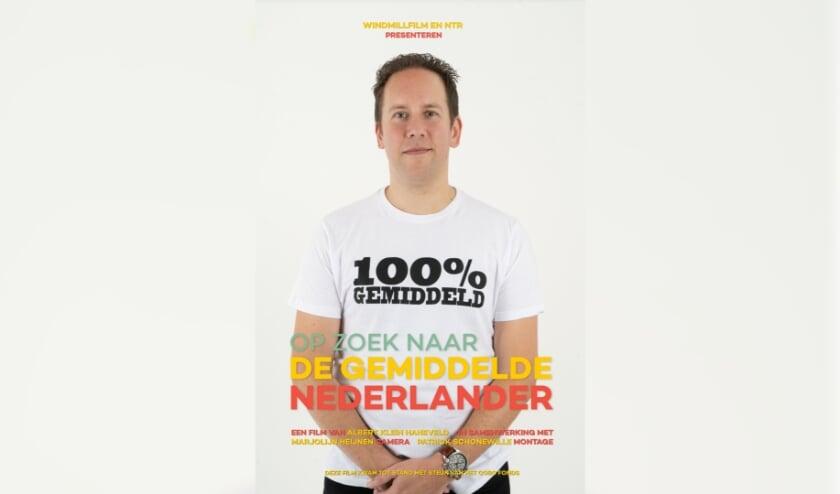 <p>Frank Jansen uit Wijchen is de gemiddelde Nederlander.</p>