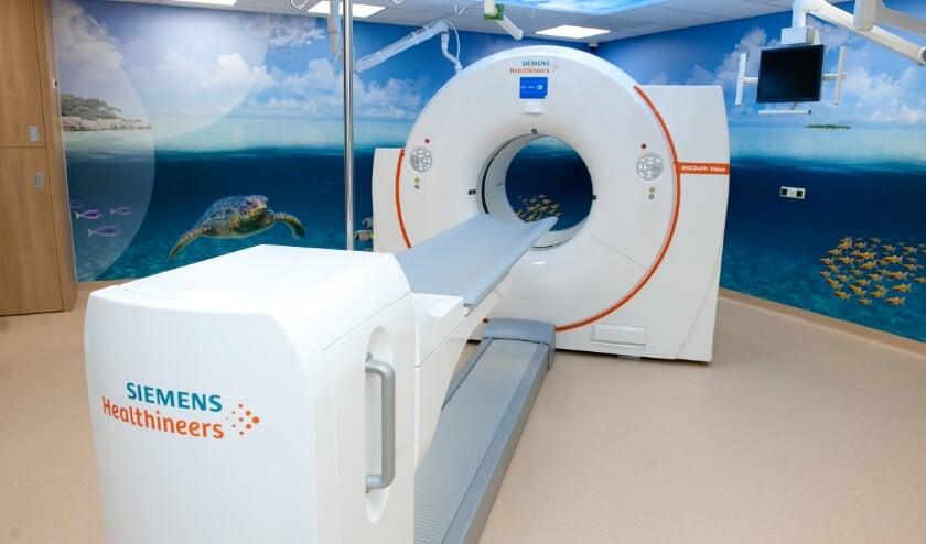 <p>Vision 450 van Siemens.&nbsp;</p>