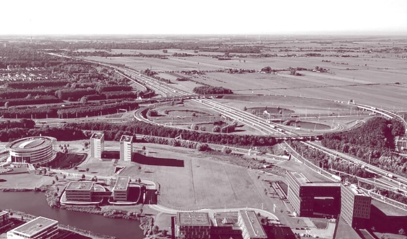 <p>Polder Rijnenburg: &#39;woningbouw voor 2035 is niet nodig&#39;. Beeld: uit de quickscan, gemeente Utrecht</p>