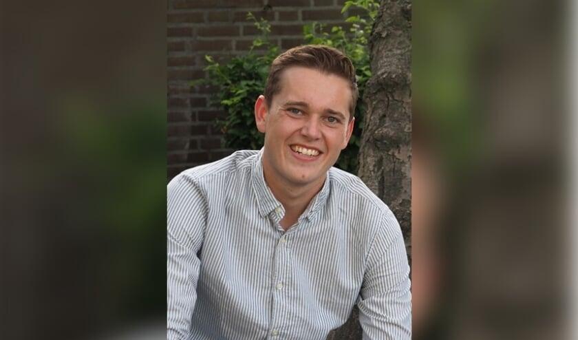 <p>Steven van der Heijden heeft Bestuurskunde & Overheidsmanagement gestudeerd. Vanaf 1 januari is hij lid van de adviesraad.</p>