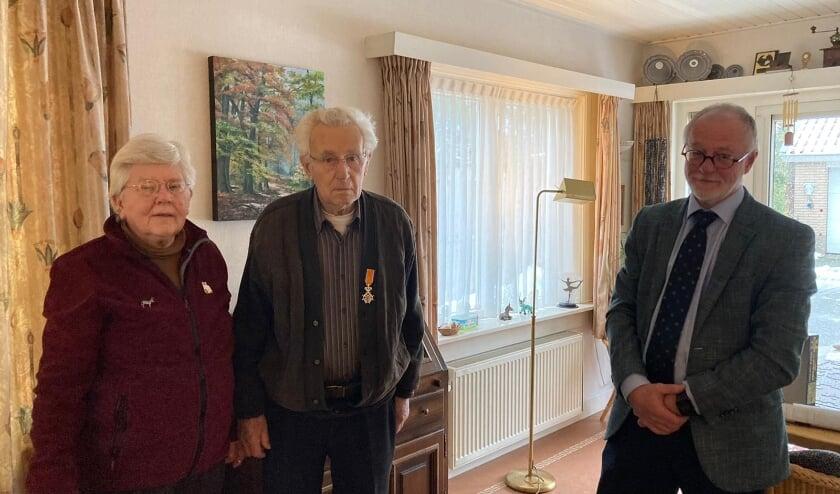 <p>De heer Bleijenberg is benoemd tot lid in de Orde van Oranje-Nassau.</p>