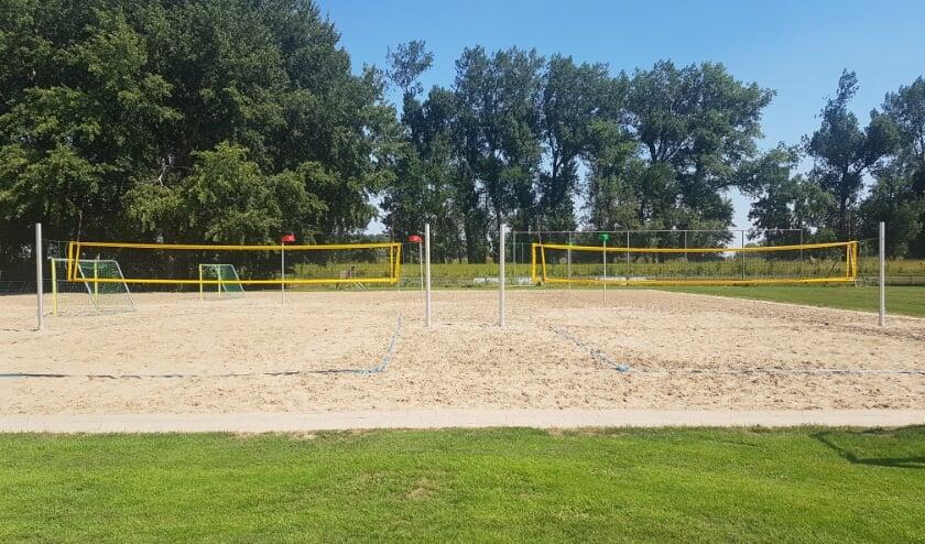 Beachvolleybal weer mogelijk op Beachcourt sportcomplex Botreep
