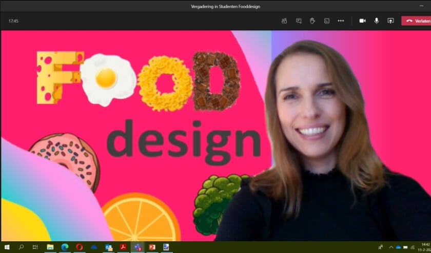 <p>Het keuzedeel Fooddesign kent veel praktijkgerichte onderdelen. (Foto: Priv&eacute;)</p>