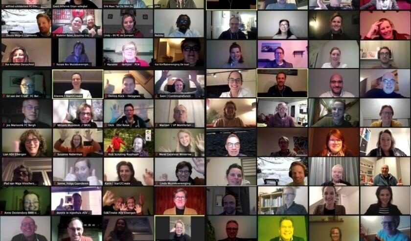 <p>Deelnemers aan de webinar.&nbsp;</p>