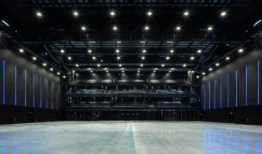 <p>De nieuwe RTM Stage van Rotterdam Ahoy.</p>