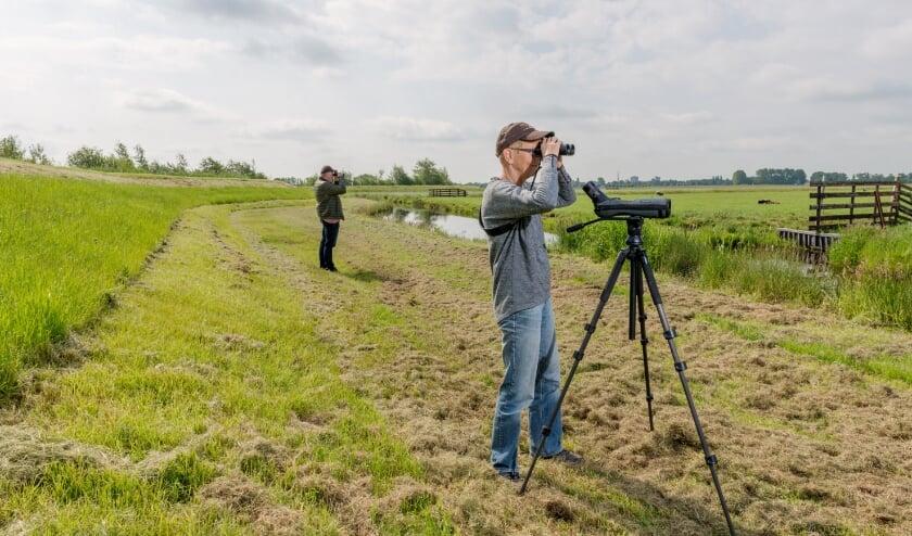 """<p>Weidevogelbeschermers helpen weidevogels bij het overleven in het drukke landschap door nesten op te sporen en te markeren. Lekker in de buitenlucht &eacute;n coronaproof. <span class=""""Fotocredit"""" cstyle=""""Fotocredit"""" style=""""color: rgb(0, 0, 0);"""">Foto: Allard Willemse </span></p>"""