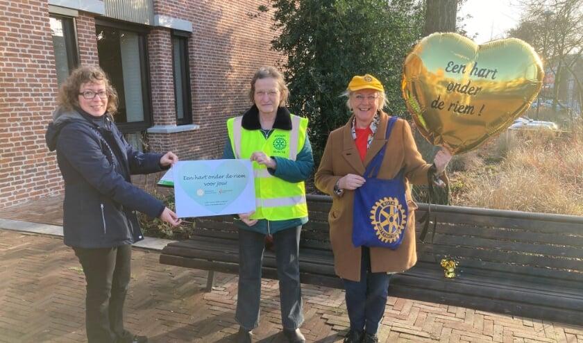 <p>De actie van de Rotaryclub Ermelo-Putten en het Leefbaarheidsteam Ermelo.</p>