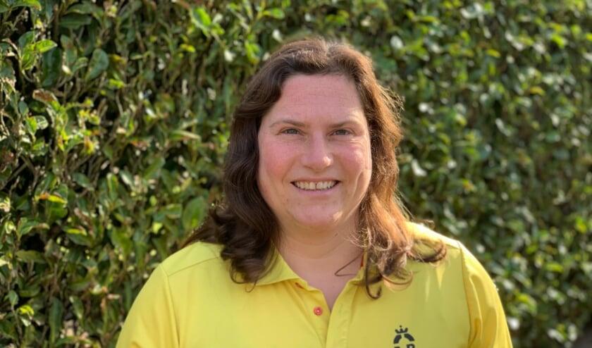 <p>Linda van den Heuvel, voorzitter van Helmondse Reddingsbrigade De Reddingsklos: &quot;Stiekem komt er een hoop kijken bij het besturen van een vereniging.&quot;&nbsp;</p>