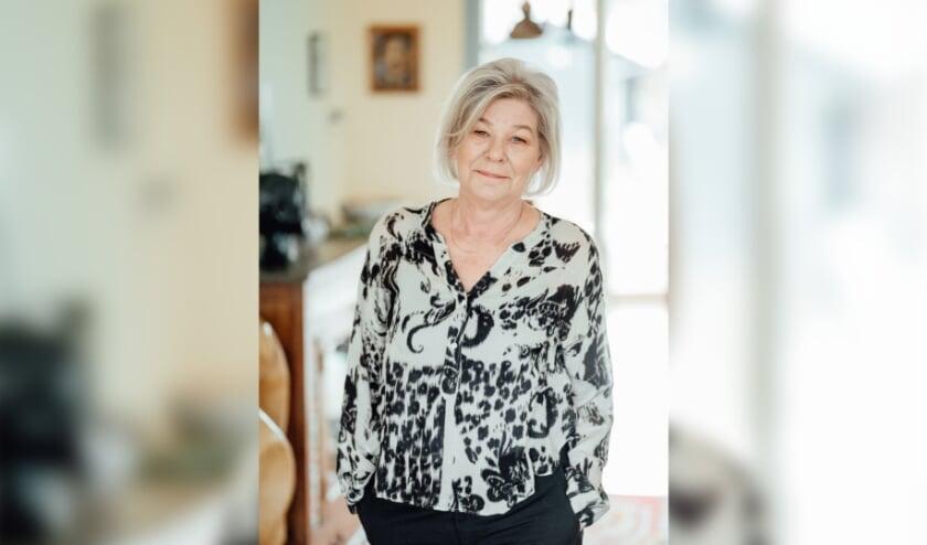 <p>Trudy Knijn, emeritus hoogleraar sociale wetenschappen en vrijwilliger Steunpunt Vluchtelingen De Bilt. Foto: Annelien Nijland&nbsp;</p>
