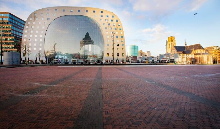 <p>D&aacute;t willen de Russen ook wel, een eigen Markthal! (Foto: Iris van den Broek/ Make it Happen)</p>