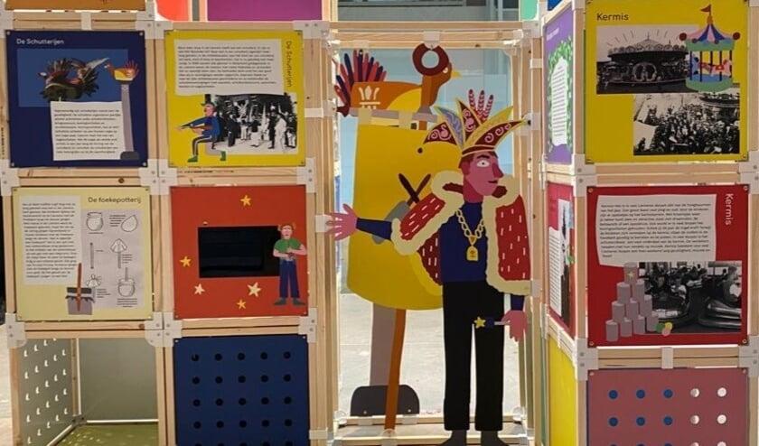 <p>Vanaf maandag 1 maart reist de tentoonstelling Feest! Tradities in ere langs scholen in de Liemers.</p>