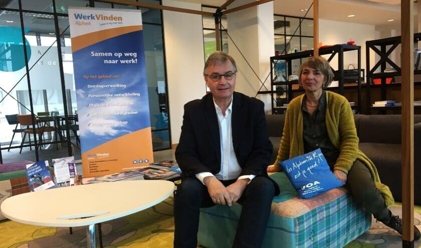 <p>Voorzitter Nico Moen van Stichting WerkVinden zet zich in voor werkzoekenden.</p>