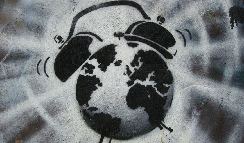 <p>World Alarm Clock&nbsp;</p>