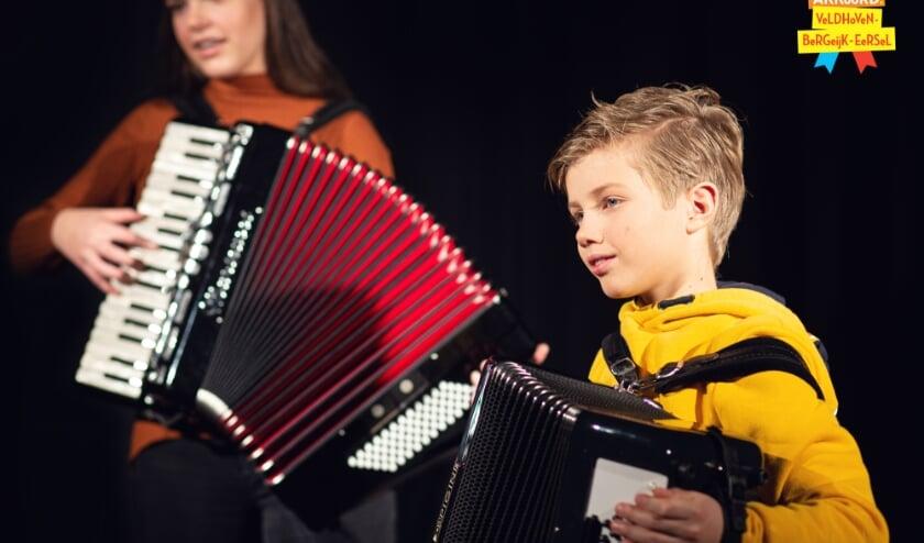 <p>Op 24 februari zullen de gemeenten Veldhoven, Bergeijk en Eersel samen met betrokken partijen het gezamenlijke Muziekakkoord ondertekenen. Foto: Marcia van der Kraan.&nbsp;</p>