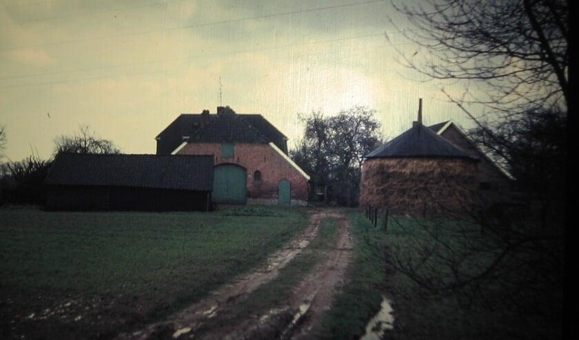boerderij waar wij hebben gewoond
