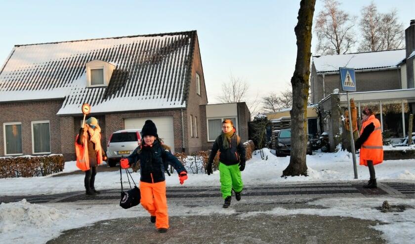 Vorige week waren de leerlingen van bs De Beerze na ruim zes weken weer welkom op school. Meestal tot hun grote vreugde.