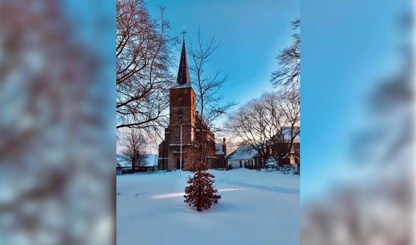 Kerk in Etten.