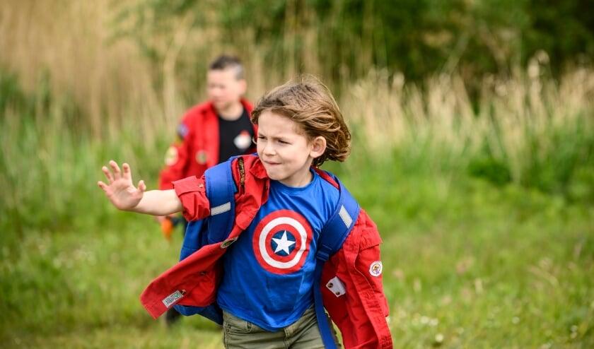 <p>&#39;Scouts gaan niet bij de pakken neerzitten.&#39; Foto: Olivier van Det</p>