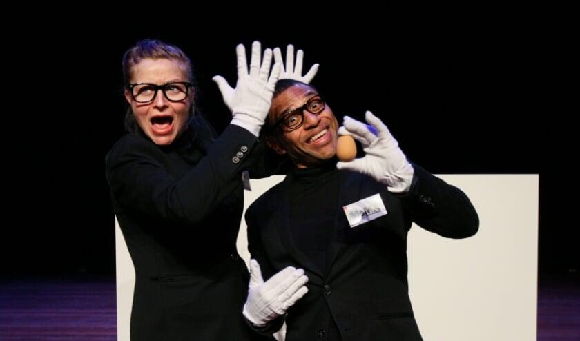 Stream op 28 februari om 11:00 uur de voorstelling Eitje van Maas theater en dans