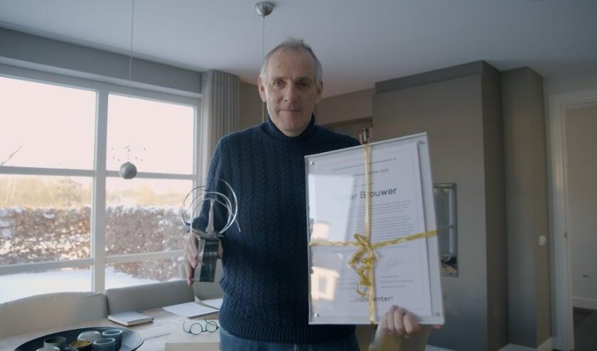 <p>Uitreiking Deventer Promotieprijs 2021 . (foto: Million Miles)&nbsp;</p>