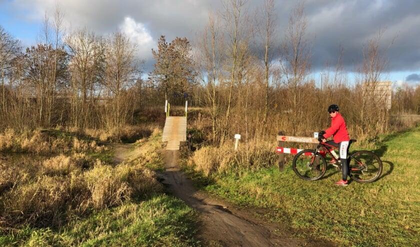 Urban Mountainbike Trail Deventer - Klimaatpark
