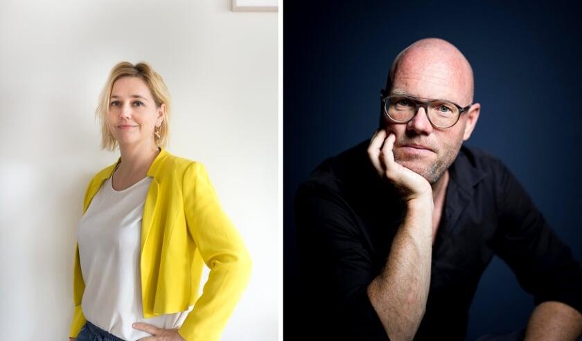<p>Auteurs Stine Jensen en Toine Heijmans bespreken diverse zaken die betrekking hebben op de lockdown, avondklok en andere maatregelen die het sociale verkeer beperken.</p>