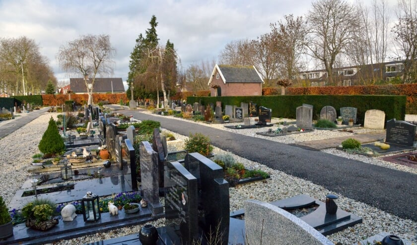 <p>Ook de begraafplaats aan de Lodewijkstraat wordt door de Stichting Onderhoud Begraafplaatsen onderhouden. Foto: Paul van den Dungen</p>