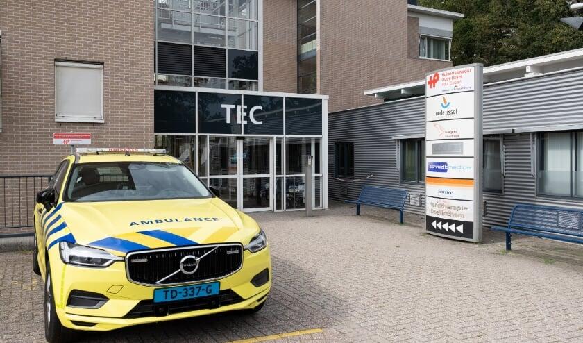 <p>Ingang van de huisartsenpost in Doetinchem.</p>