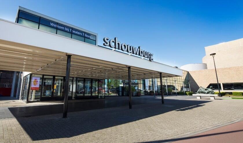 <p>Schouwburg Tilburg.</p>