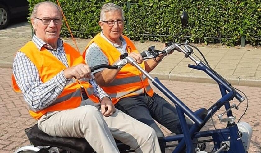 """<p>Inwoners van Loil (en omgeving) kunnen gebruik maken van de duofiets, deze is tegen een kleine vergoeding te reserveren op <a href=""""//www.loil.nl/duofiets"""">loil.nl/duofiets</a>. (foto: PR)</p>"""