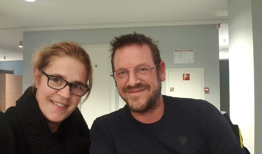 <p>Nicole en Robbie van Esch zijn eind december een gezinshuis begonnen voor autistische jongeren. Foto: Nicole van Esch&nbsp;</p>