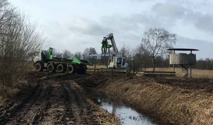 <p>De afgelopen maanden was visvijvercomplex de Liskes in Bergeijk afgesloten voor publiek. Foto: Natuurmonumenten</p>
