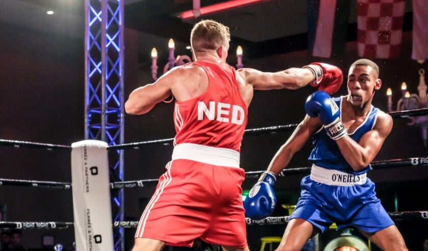 <p>Eindhoven Boxing Cup</p>