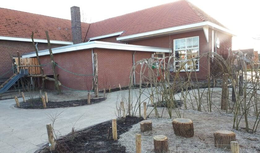 <p>Schoolplein Meeander in Heelweg.</p>