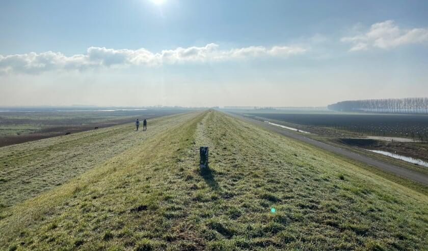 Tijdens de wandeling hebben de deelnemers zicht op onder andere de Westerschelde en ontdekken ze de onbekende parels van het gebied.