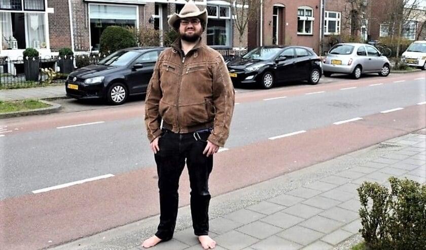 <p>Gert-Jan van Heugten uit Veenendaal.</p>