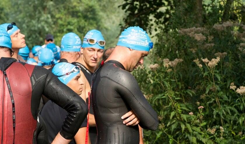 Tri-atleten moeten nog even wachten om in te schrijven voor Veense triatlon.