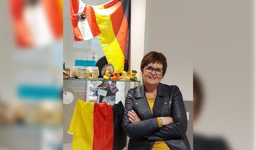 <p>Helmi Deelen, docente aan het Nuenens College, mag zich &#39;Docent Duits van het Jaar&#39; noemen.</p>