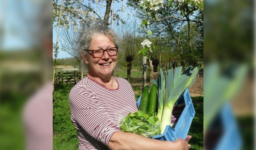 <p>Eind 2011 openden Mirjam Warnars en haar partner hun boerderijwinkel. Hier verkopen ze niet alleen eigen producten zoals jam, mosterd en quiches, maar ook producten van collega-boeren uit de buurt.&nbsp;</p>